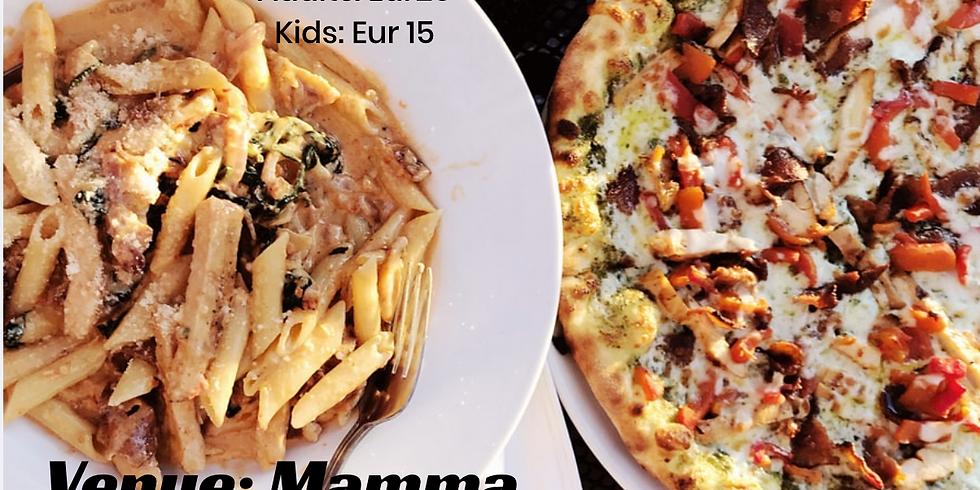 Pizza & Pasta Night