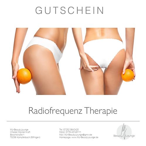 Anwendungsgutschein Radiofrequenz Therapie