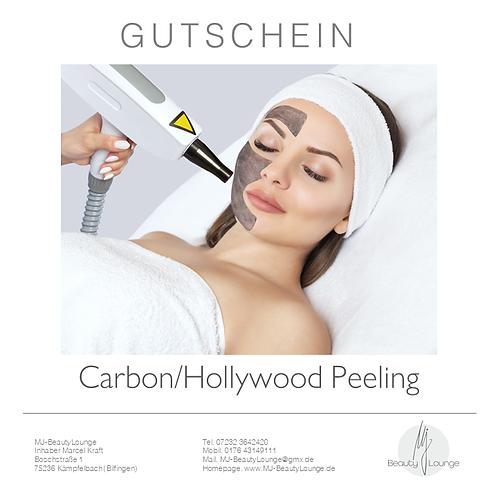 Anwendungsgutschein Hollywood Peeling