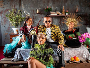 """Watch Tekno and Mafikozolo Link Up For the """"Enjoy"""" Remix Video"""