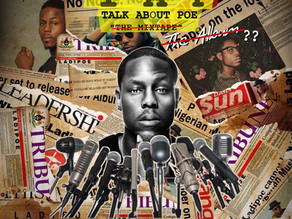 """Lost Files: Ladipoe's """"Talk About Poe"""""""