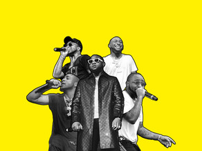 The Five Best Davido Shows