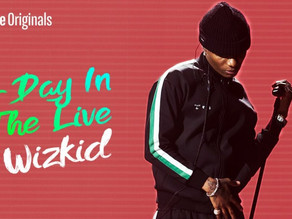 Wizkid Like You've Never Seen Him Before: A Day in the Live Recap