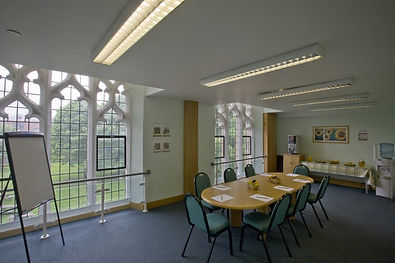 Overlooking our gardens and seats 14 boardroom or 25 theatre style.
