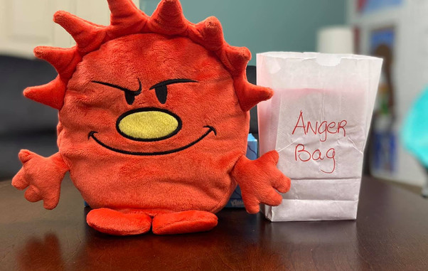 Anger Bags