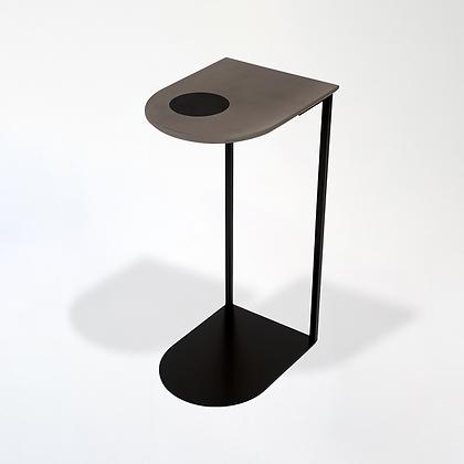 שולחן קפה אישי נקודה בטון