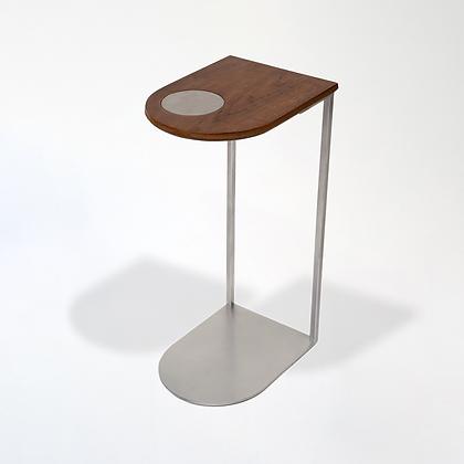 שולחן קפה אישי נקודה עץ
