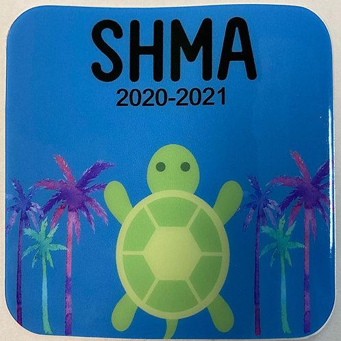 New Turtle Sticker