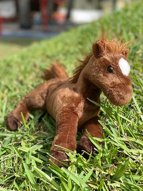 New Captain Stuffed Animal