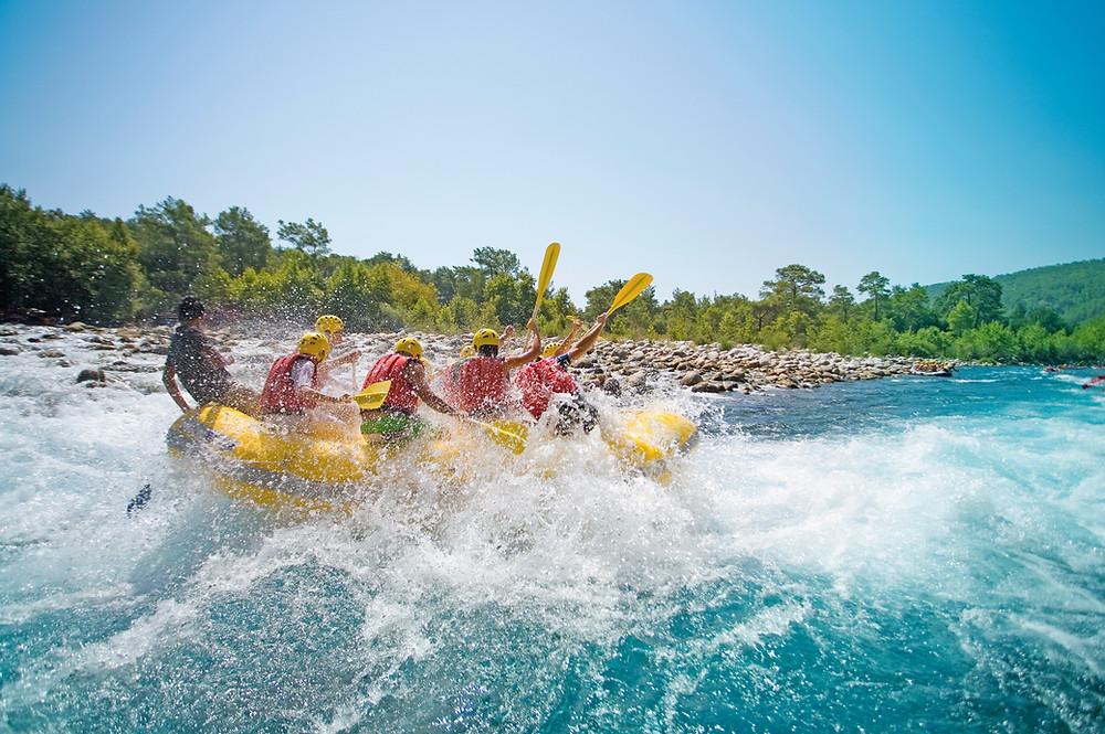 whitewater kayak maintenance