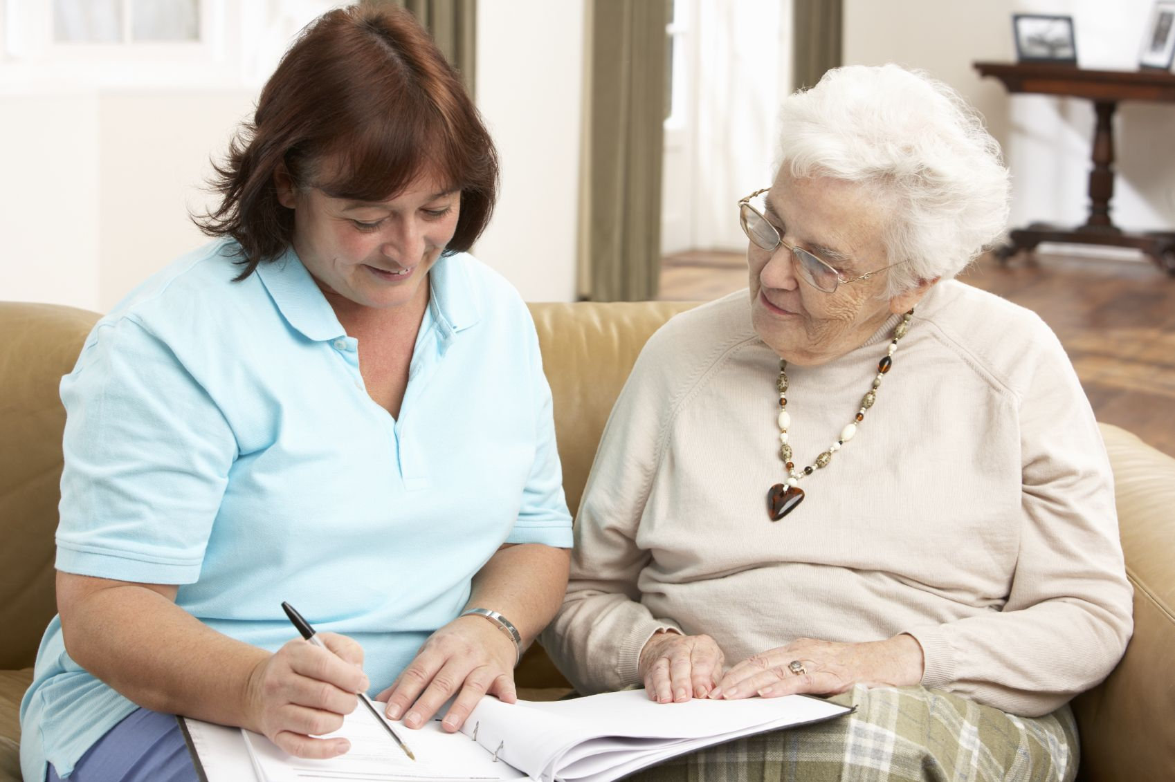 Care Training- Home & Care Home Pathway