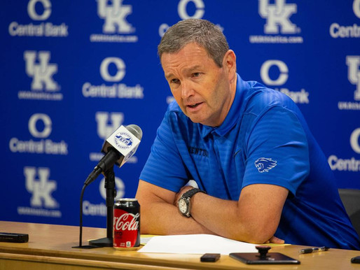 UK Athletics Gives Football and Basketball Updates to the BBN on the Current Covid Situation.