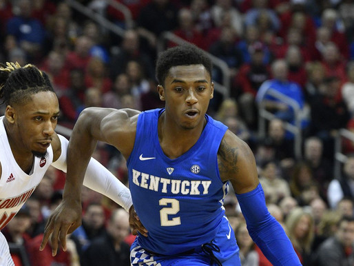 Ashton Hagans Will Officially Declare For The NBA Draft! -Hagans Draft Projections included-