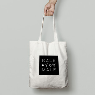 KALE OVER MALE