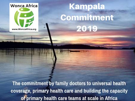 Kampala Commitment 2019: