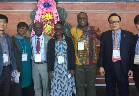 Reflections from Jessie Mbamba, Montegut Global Scholar in Seoul 2018