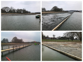 Birdham Pool Marina - Land Remediation