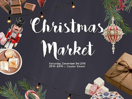 Christmas Market!