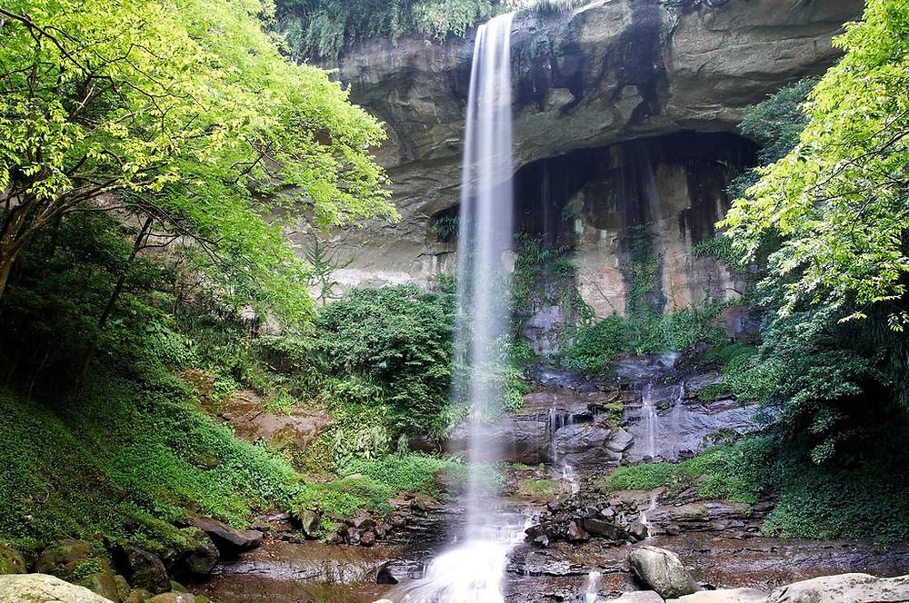 Sandiaoling Waterfalls - Taiwan