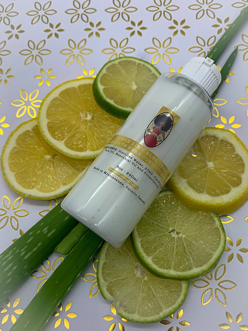 Lemon Lime Aloe Vera Liquid Conditioner