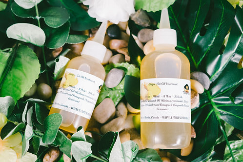 Ginger Hot Oil Treatment - 4oz