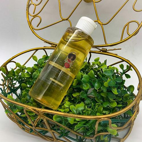 Ginger Hot Oil Treatment