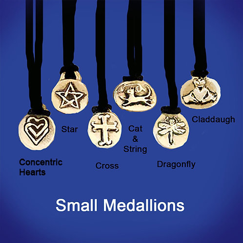 Small Medallions