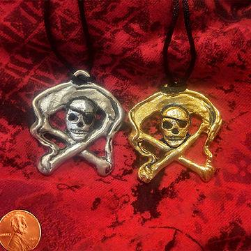 Jolly Roger Medallions