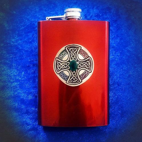 Northumberland Cross Flask