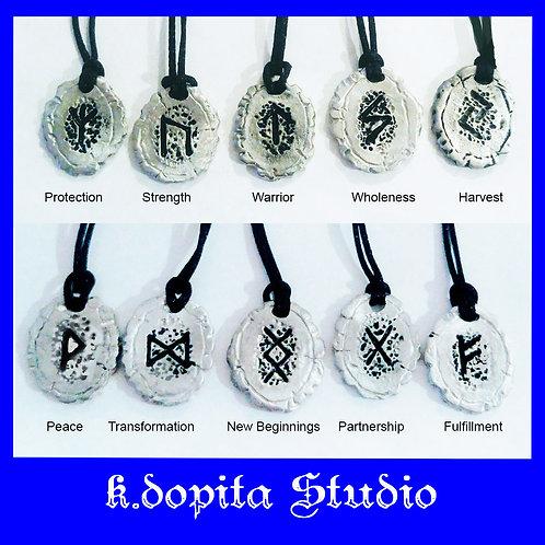 Rune Medallions