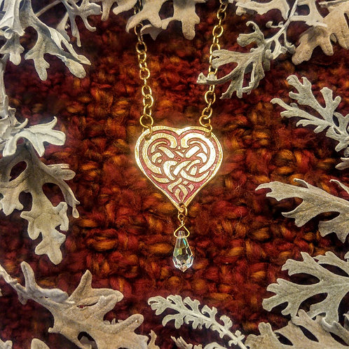 Celtic Heart - Extra Large