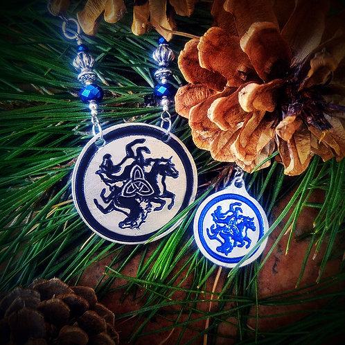 Celtic Three Horse