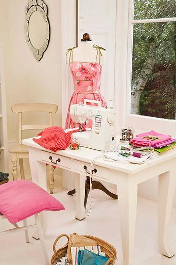 Atelier de couture moderne