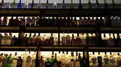 Good range of whiskies