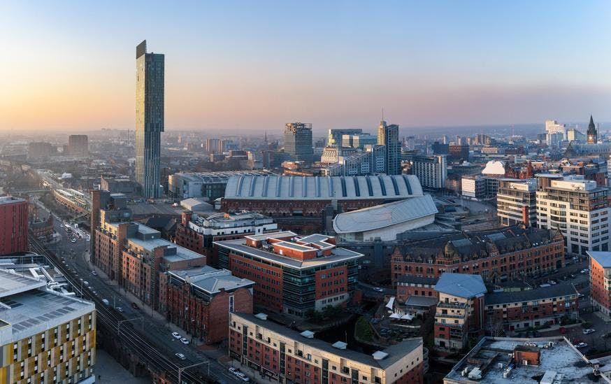 Property Hotspot Manchester 2018
