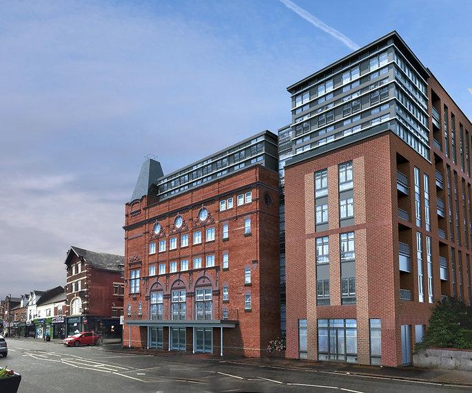 Th Lyceum Manchester Development Front.j