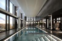 Elizabeth Tower Pool