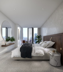 Elizabeth Tower Bedroom