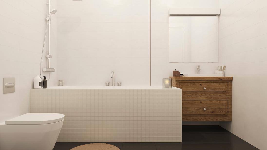 Danum House - Bathroom