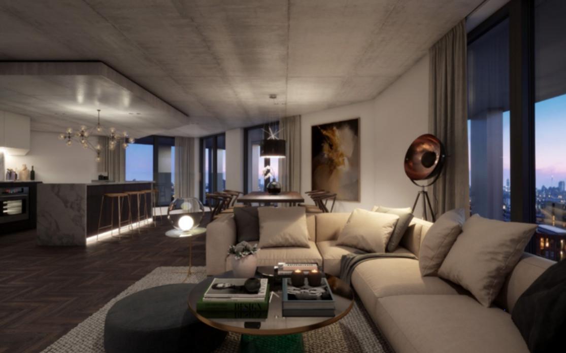 Transition Manchester Living Room