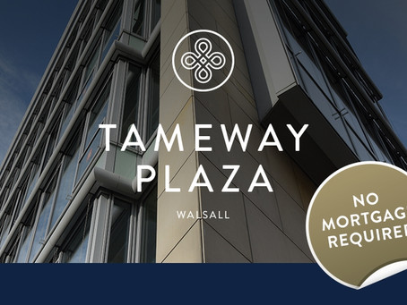Tameway Plaza, Walsall Town Centre - No Mortgage Required