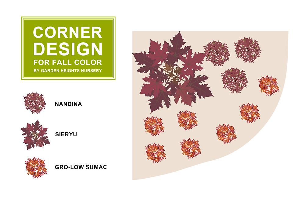 Garden Heights Nursery Landscape Design for Fall