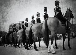 Queens' Royal Guard
