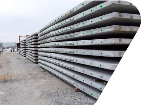 Rise of Green Building (Precast Concrete Wall Panel)