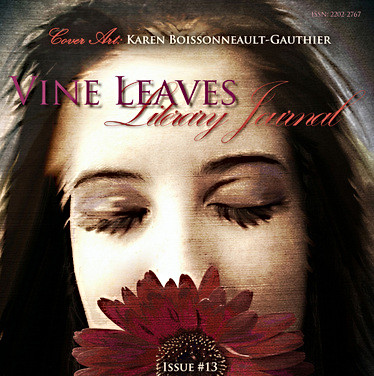 Vine Leaves Literary Journal - cover
