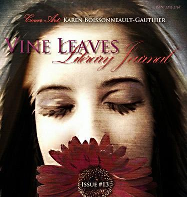 Vine Leaves Literary Journal - cover