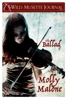 violin, violinist, publishing, books, covers, wild musette publishing, molly malone