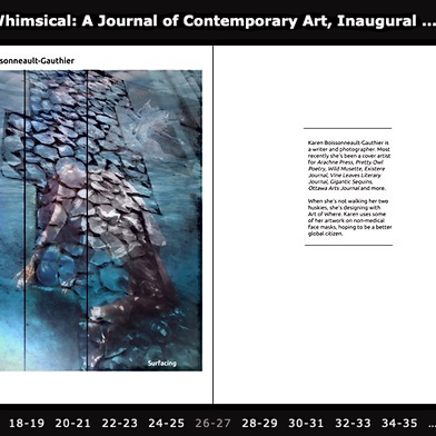 Whimsical: A Journal of Contemporary Art