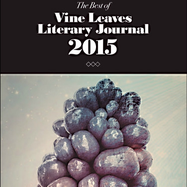 Vine Leaves Literary Journal - cover art