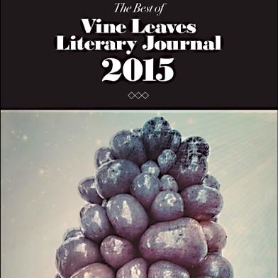 Vine Leaves Literary Journal - cover art